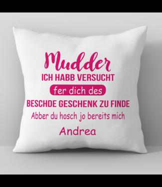 Pfälzer Kissen für Muttertag