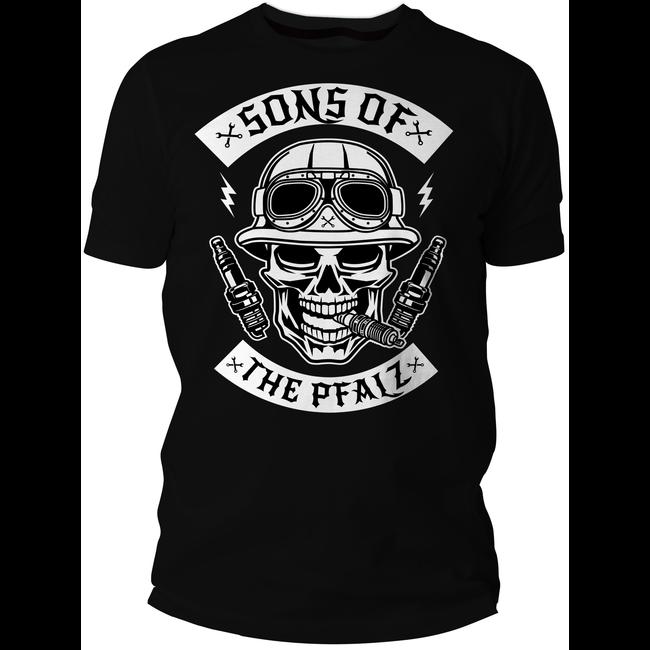 Sons of the Pfalz T-Shirt (Pfälzer Biker Shirt)