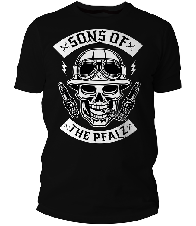 Sons of the Pfalz T-Shirt (Pfälzer Biker Shirt)