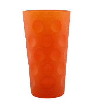 Dubbeglas Orange Matt