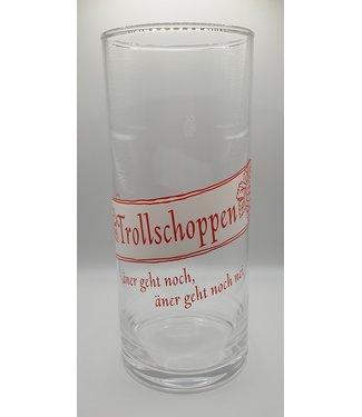 Weinstange Trollschoppen 1 Liter! (Mundgeblasen)
