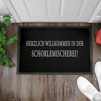 Fußmatte - SCHORLEMISCHEREI