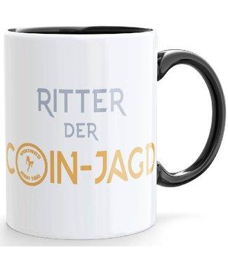 Coin-Jagd Kaffeetasse