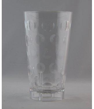Dubbeglas Plastik Kunststoff (Polycarbonat) transparent 0,5l