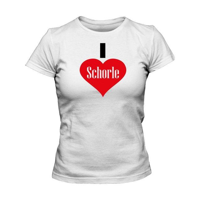 I LOVE Schorle