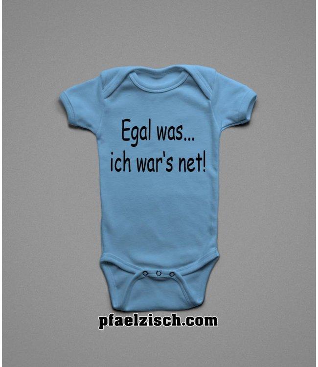 Egal was... (Babybody)