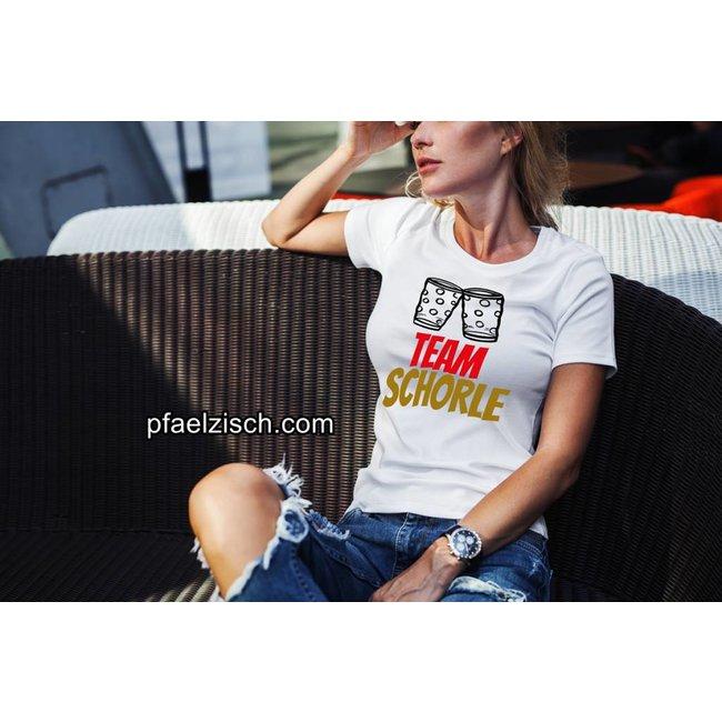 Team Schorle T-Shirt für Frauen