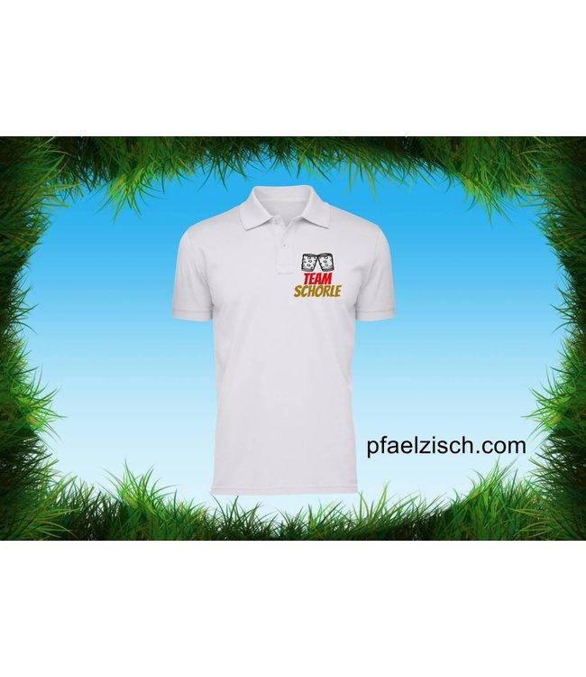 Team Schorle (Poloshirt Mann & Frau)