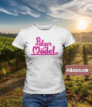 Pälzer Mädel (T-Shirts/Kapuzenpullover)