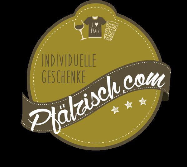 Pfälzer Dubbeglas/Schoppenglas mit Gravur - Pfalzshirts - Dubbeglaseiswürfel - Pfalzpakete und vieles mehr