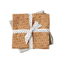 Done by deer Swaddle, 2-pack, Balloon, Golden