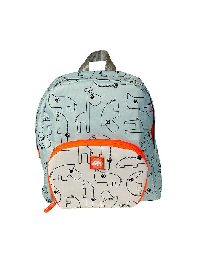 Backpack, Blue