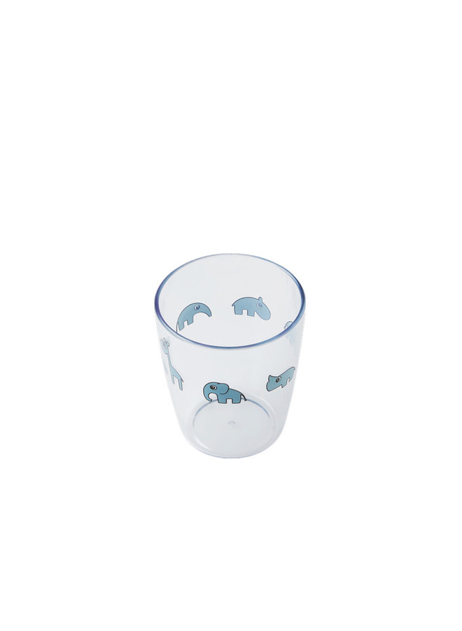 Yummy mini glass, Blue