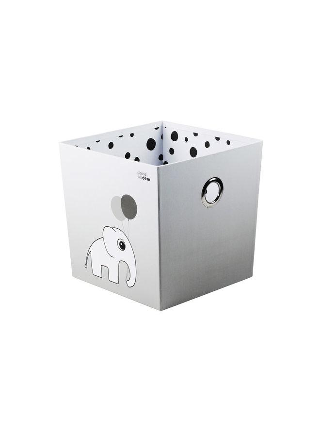 Starting box, Happy dots, Grey