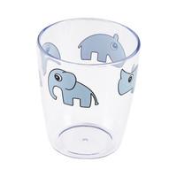 Done by deer Yummy mini glass, Deer friends, blue