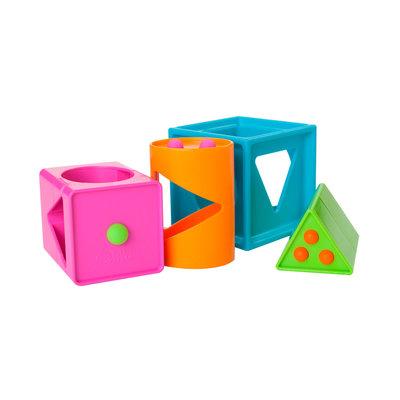 FAT BRAIN TOYS Smarty cube 1-2-3