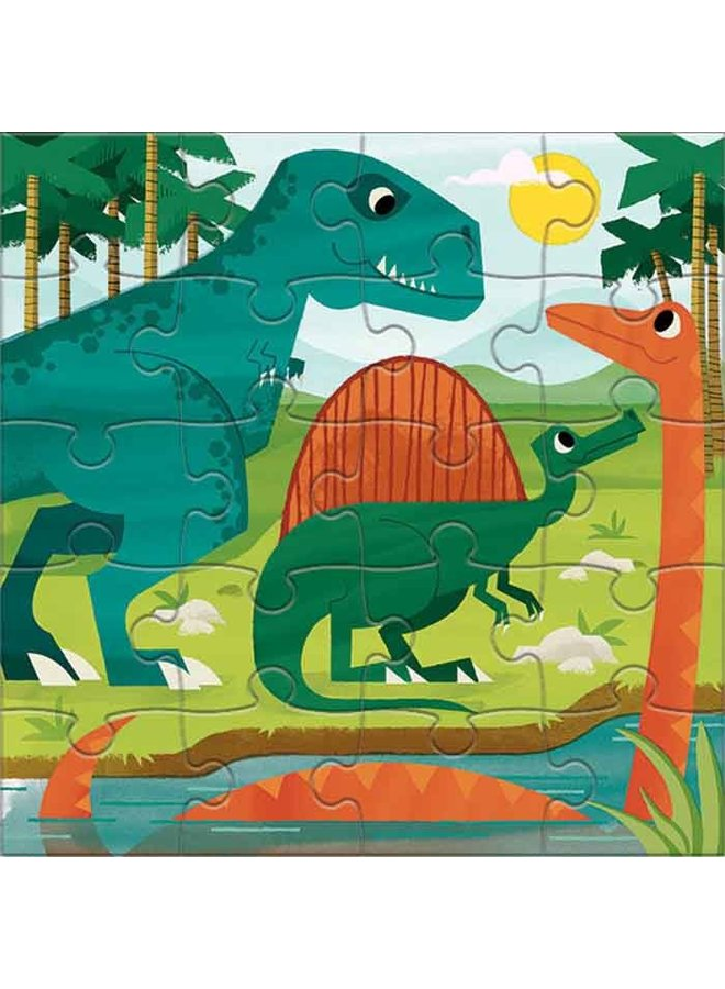 "Magnetisch speelgoed ""Mighty Dinosaurs"""