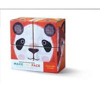 Crocodile Creek 4 pc Block Set/ Make a Face