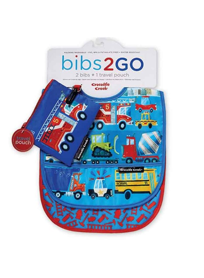 Bib Set/Busy Vehicles