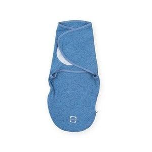 Jollein Wrapper sleeping bag blue