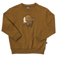 CarlijnQ Bison - Sweater (with embroidery)
