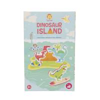 Tiger Tribe Bath Stories/Dinosaur Island