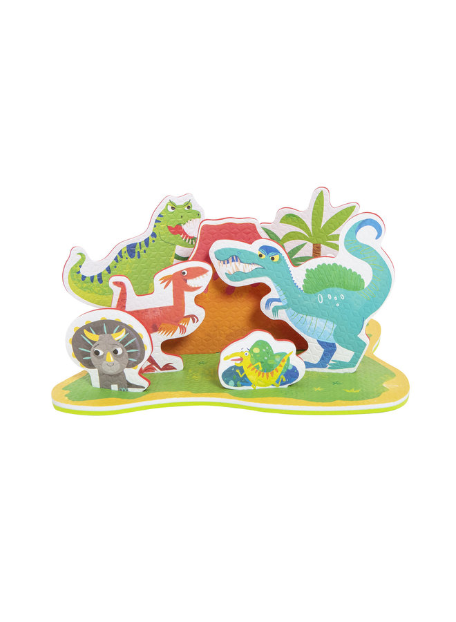 Bath Stories/Dinosaur Island