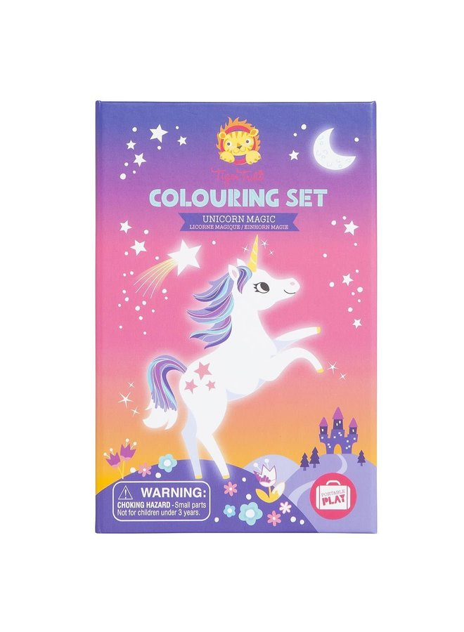 Colouring Set/Unicorn Magic