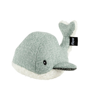 Flow Moby the Whale Comforter green