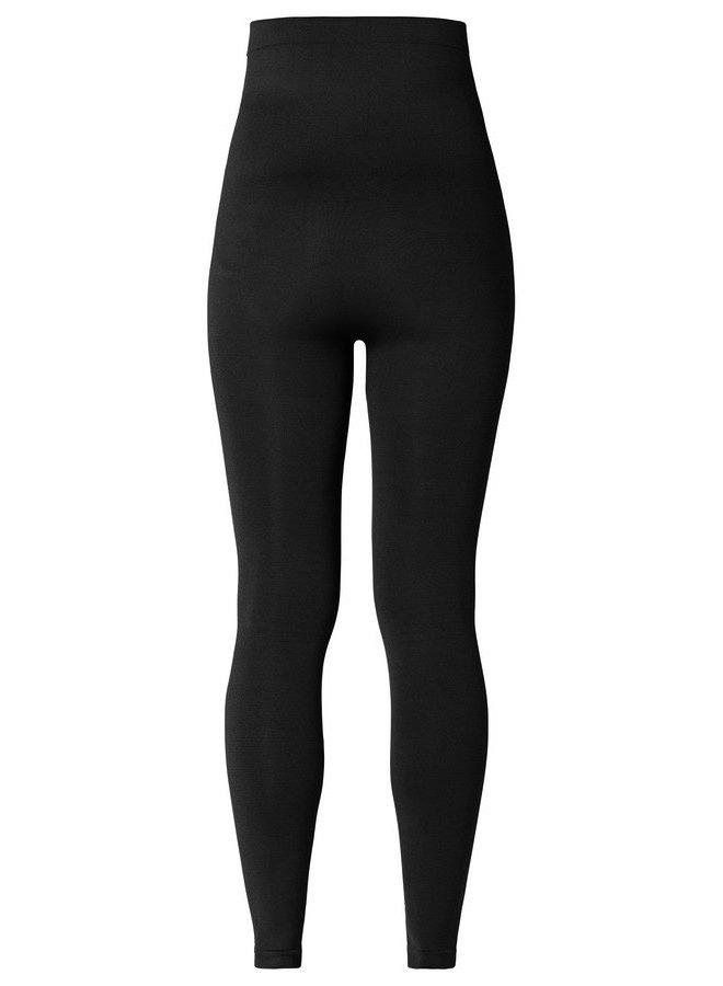 Seamless legging zwart