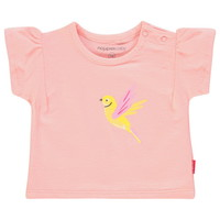Noppies  Baby Collectie G Tee boxy ss Silvis
