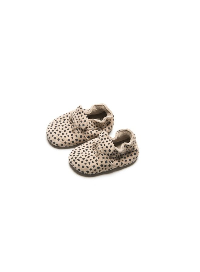 First steps Speckle sand S