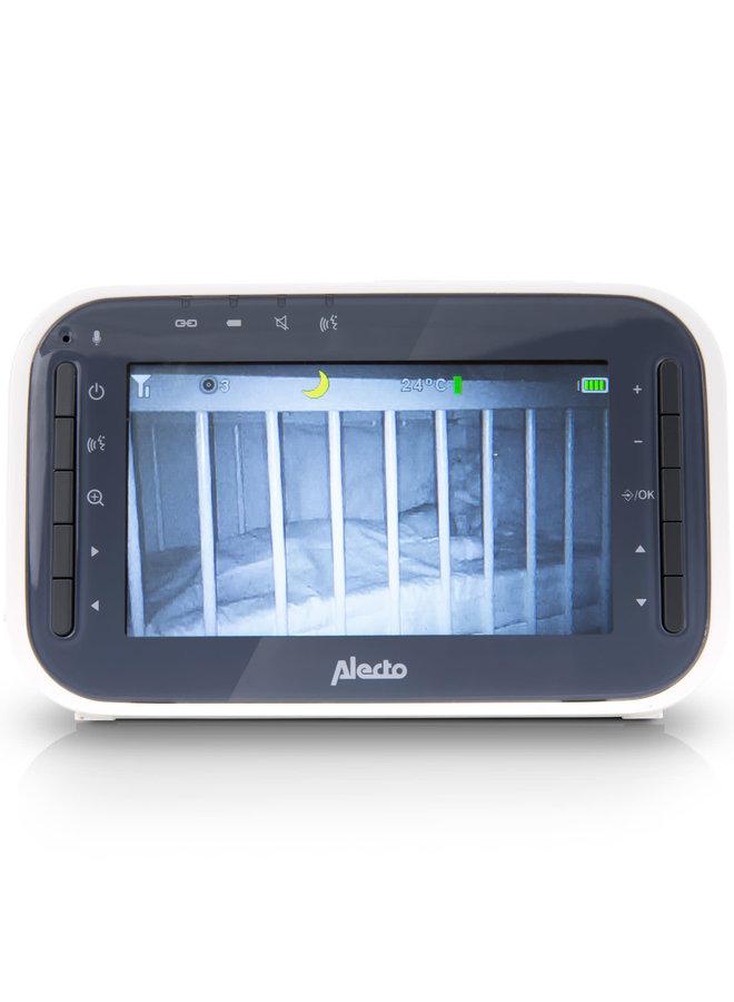 "DVM-200 Babyfoon met camera 4.3"""