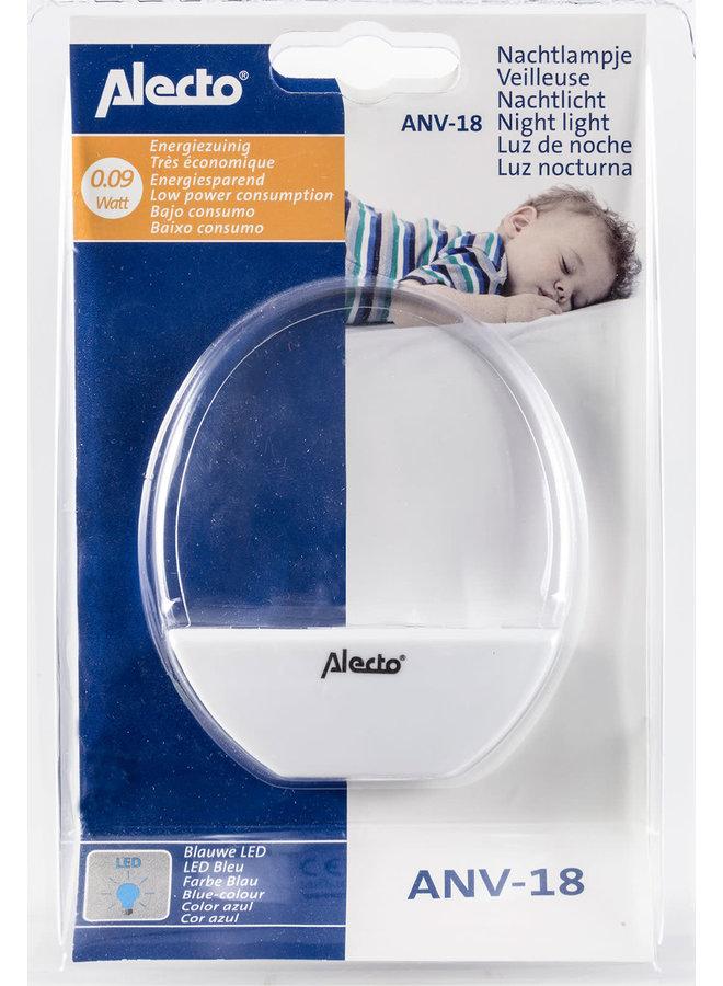 Kinderkamer nachtlampje, LED schakelt vanzelf uit | Alecto