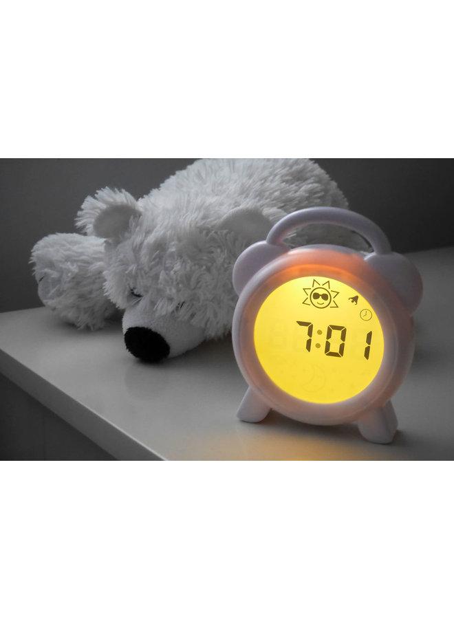 BC-100 Slaaptrainer- nachtlampje-wakker