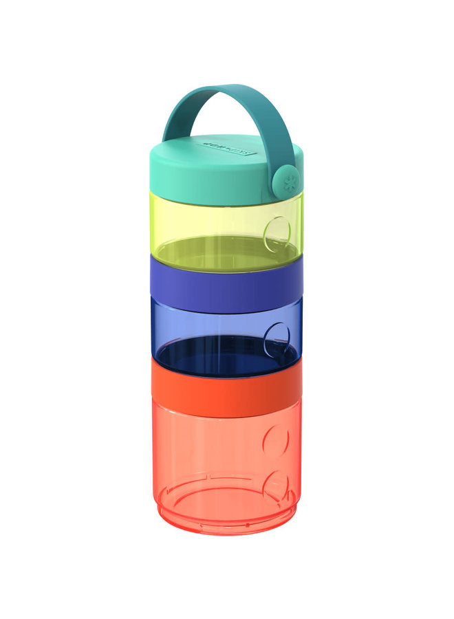 Grab & Go Formula container set