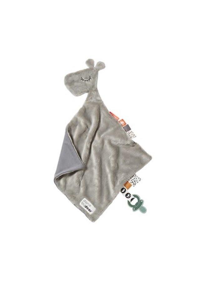 Cozy blanket, Raffi, Grey
