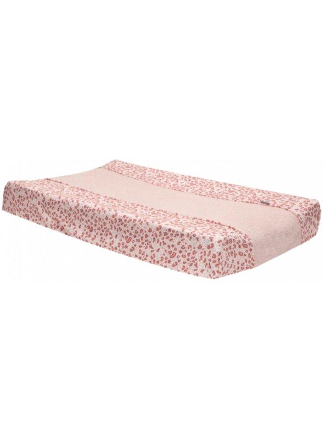 Waskussenhoes / Leopard Pink