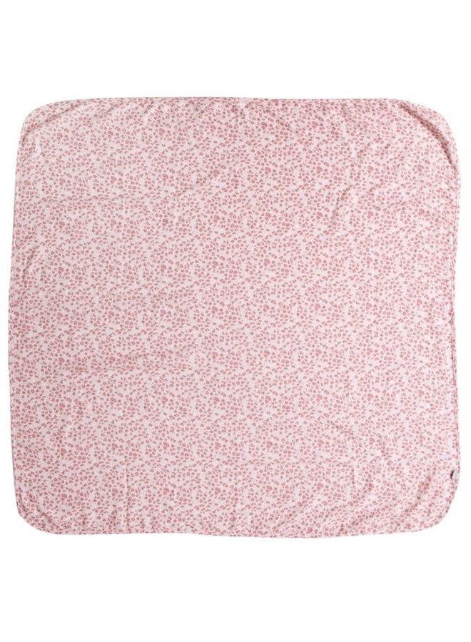 Hydrofiel Doek XXL 110/110 Leopard Pink