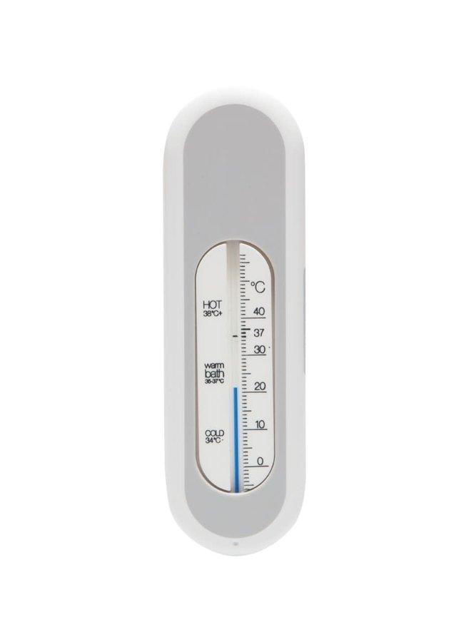 Badthermometer Licht grijs