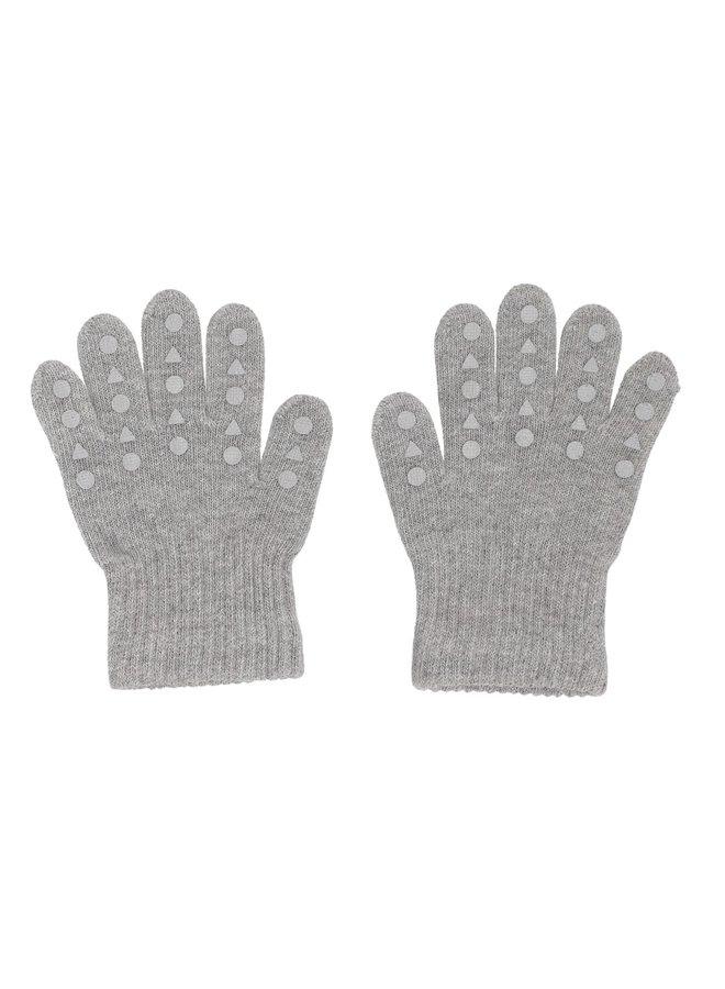 Grip Gloves 2-3Y Grey
