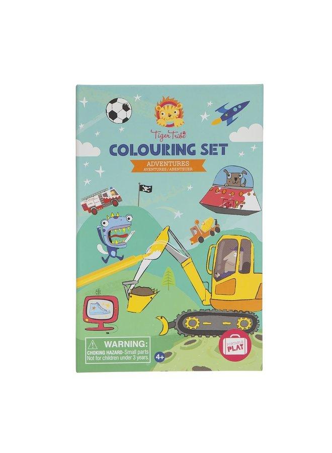 Colouring Set/Adventures
