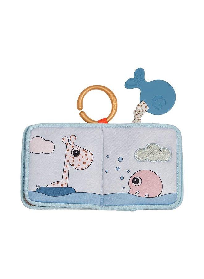 Bath time book, Sea friends