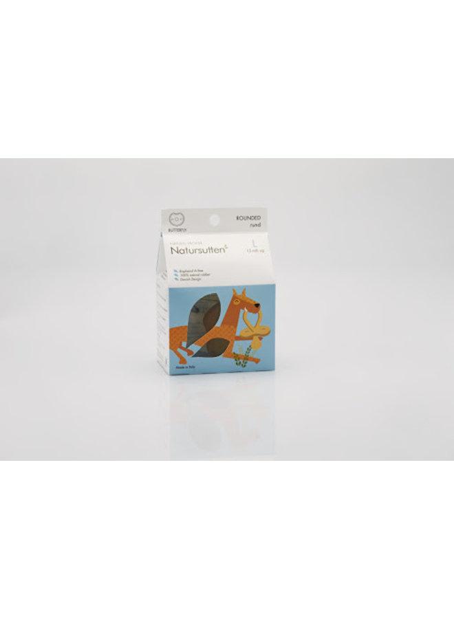 Fopspeen Vlinder - Kers L