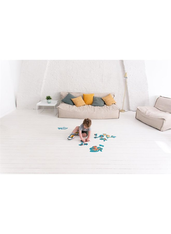 Beginnerspuzzel - Ocean