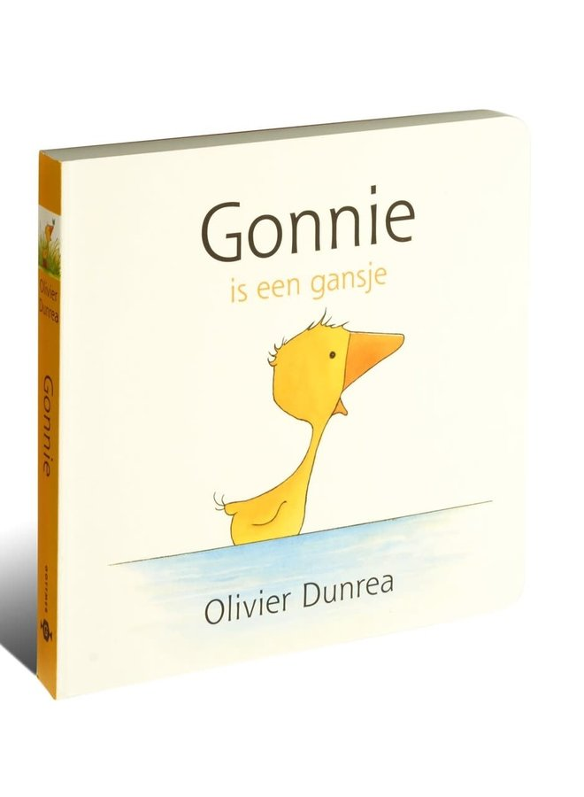 Gonnie is een gansje