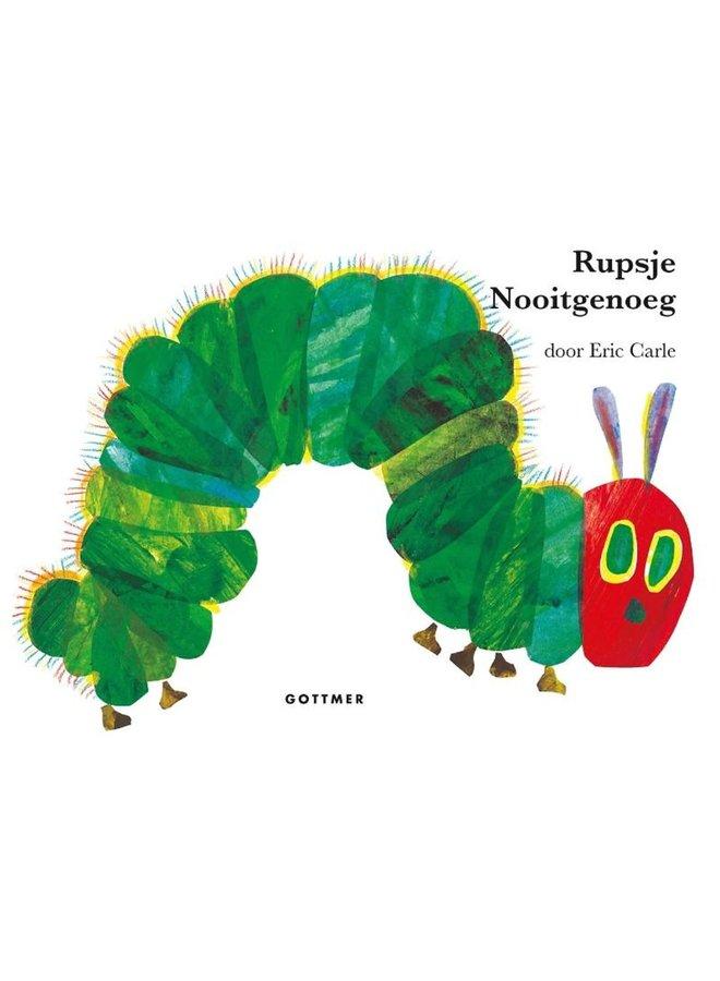 "Kinderboekje ""Rupsje Nooitgenoeg"""