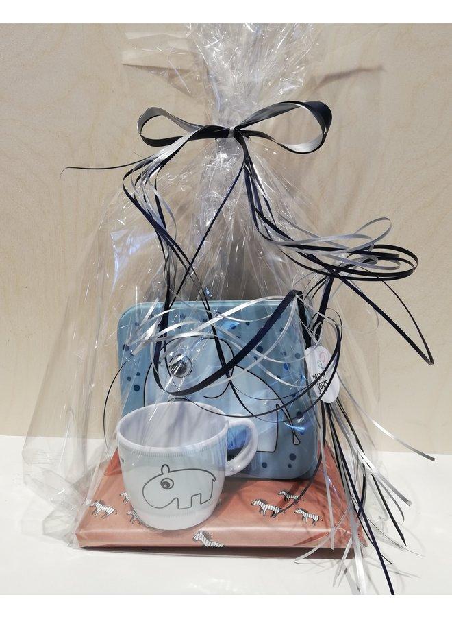 Cadeaupakket Done by Deer (blauw)