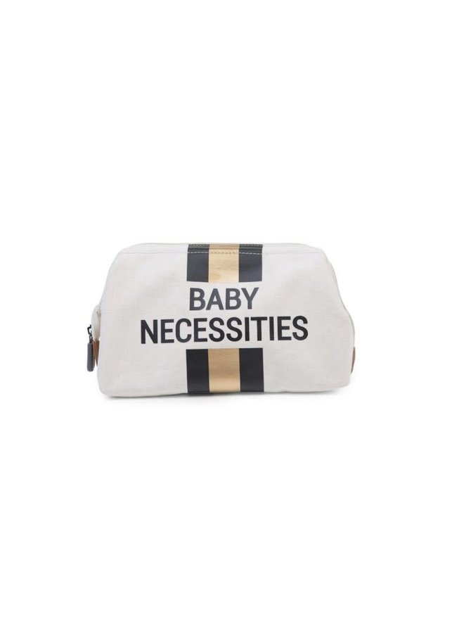 Baby Necessities Off White Gold