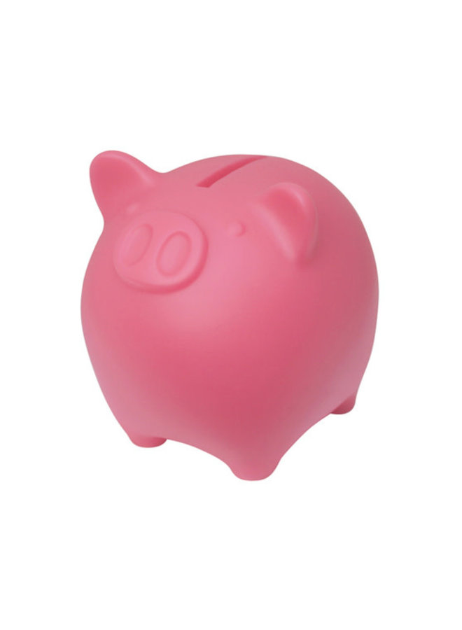 Mini spaarvarken - roze
